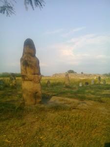 Кам'яна могила - перехрестя шляхів
