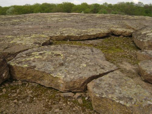 "Велике кам'яне плато – ""пуп скіфської землі""."