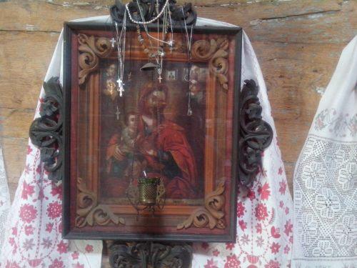 Ікона з Зарубинецької церкви